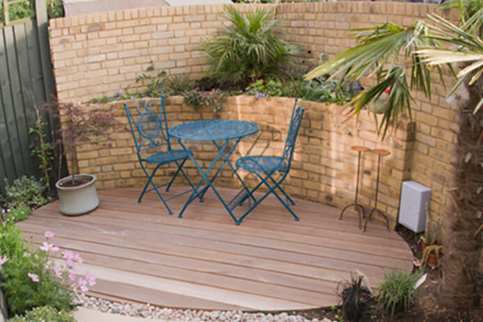 Kingsport Landscaping Extension Wall